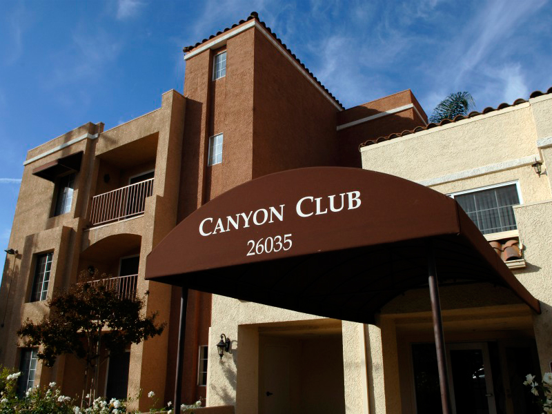Canyon Club Apartments for Rent Senior Apartments
