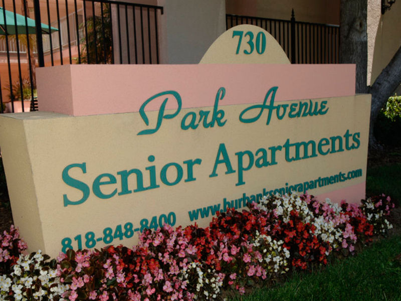 senior living apartments